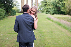 wedding at Duncombe Park